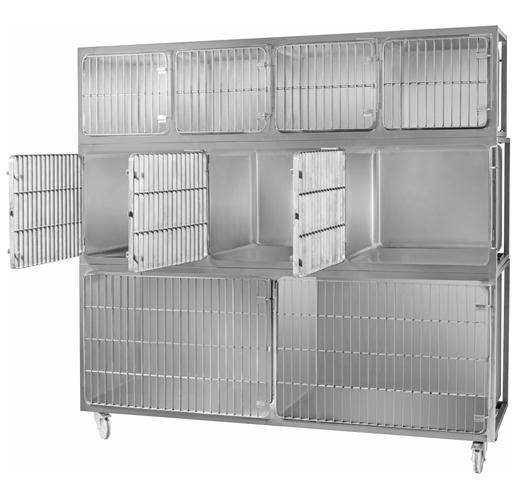 Vet Cage